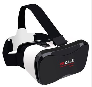 VR CASE 5PLUS 3D Virtual Reality Glasses Focal Pupil Distance Headband Adjustable For 4.0-6.3inch Smartphone
