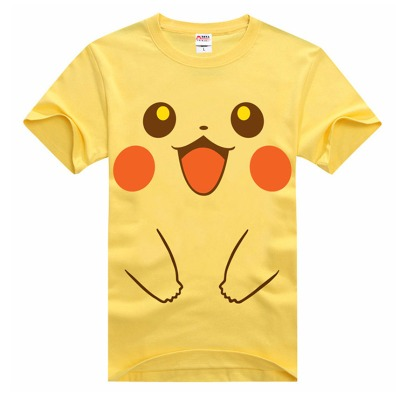 Pokemon Pikachu Cartoon with Pokeball Keychain